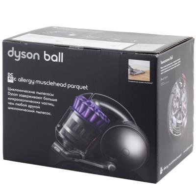 Пылесос dyson dc41c allergy parquet купить пароочиститель dyson